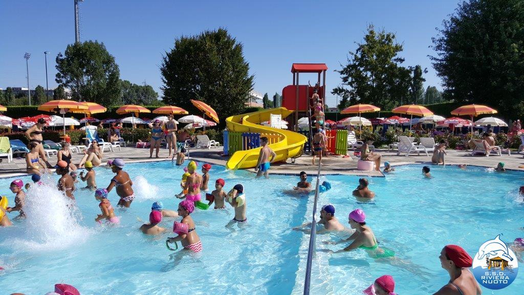 Sabato 27 maggio apertura delle piscine scoperte riviera for Piscine 27